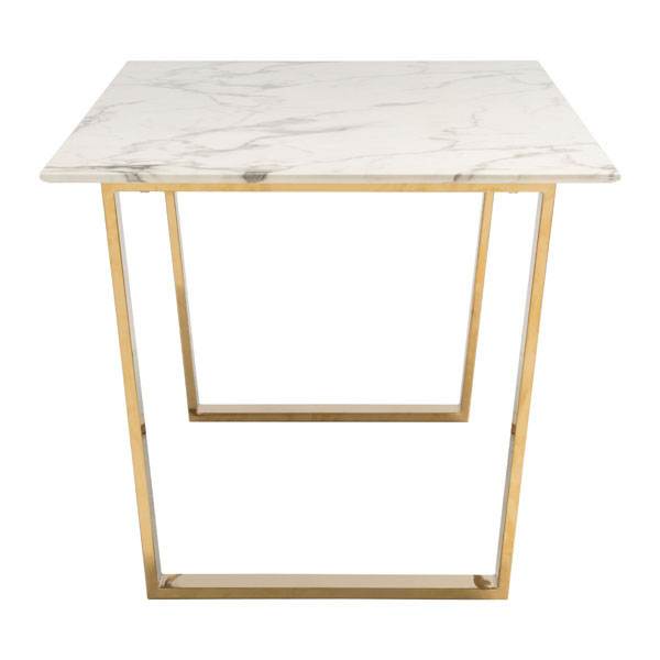 Atlas Dining Table Stone Gold